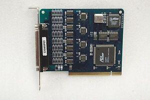Driver: Moxa C104H/PCI