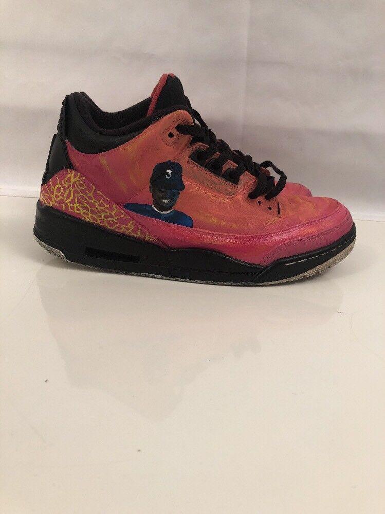 R 36353a Voeu Nike Er Te Un Jordan Custom Air Rappeur Sq8x4Aw