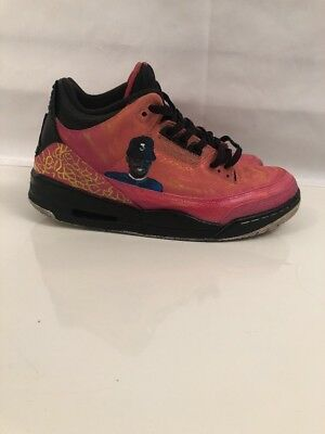Nike Air Jordan Custom Retro 3 Chance