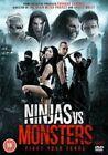Ninjas Vs. Monsters 5060103794836 With Daniel Ross DVD Region 2