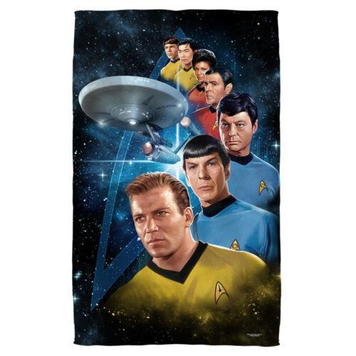 Star Trek série originale Cast photos parmi les étoiles Léger Serviette de plage