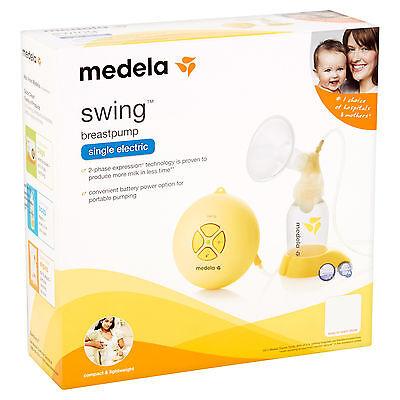 Medela Swing Single Electric Breast Pump Factory Sealed New