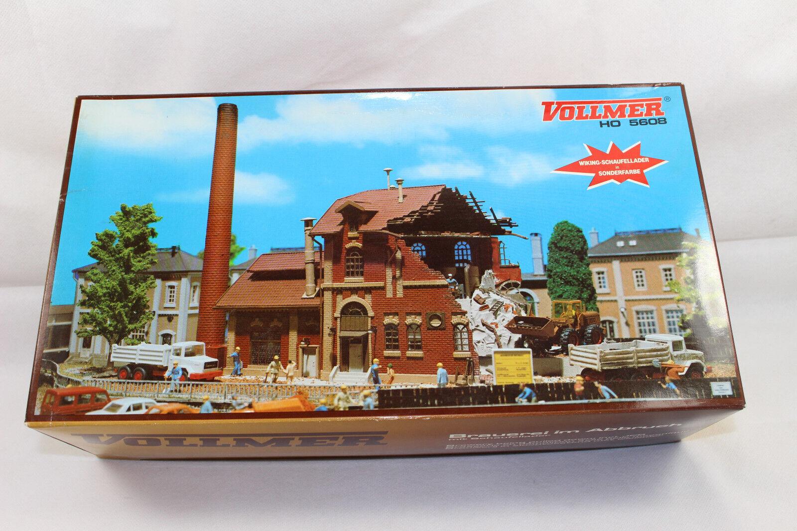 Bx1250, Vollmer 5608 Bausatz Brauerei im im im Abbruch mit   Wiking Schaufellader <    Elegant und feierlich  26d45e