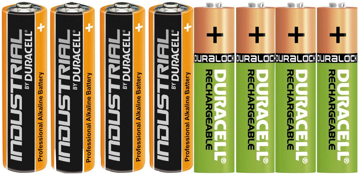 Duracell Power Akkus Accus und und und Batterien AAA Micro AA Mignon Neuware aus 2019  | Neueste Technologie  1a6aed