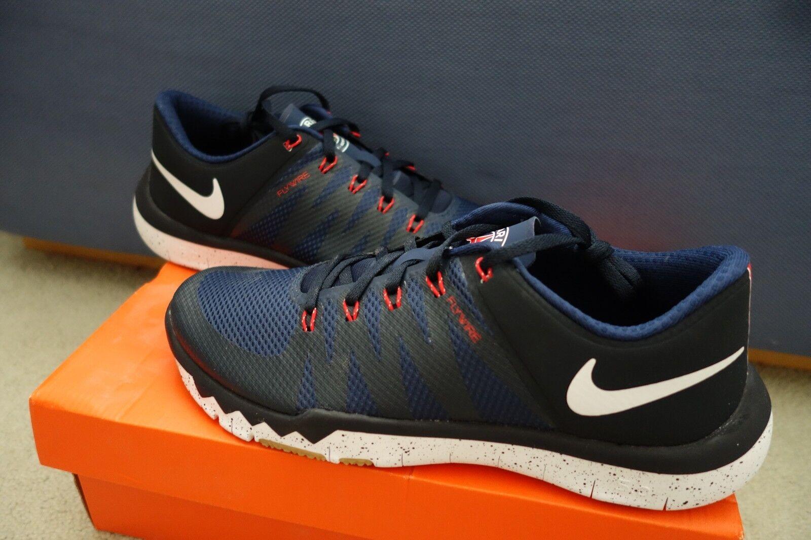 Nike Free Trainer 5.0 5.0 5.0 V6 AMP Paris Saint-Germain PSG size 9.5 723939-411 80579e