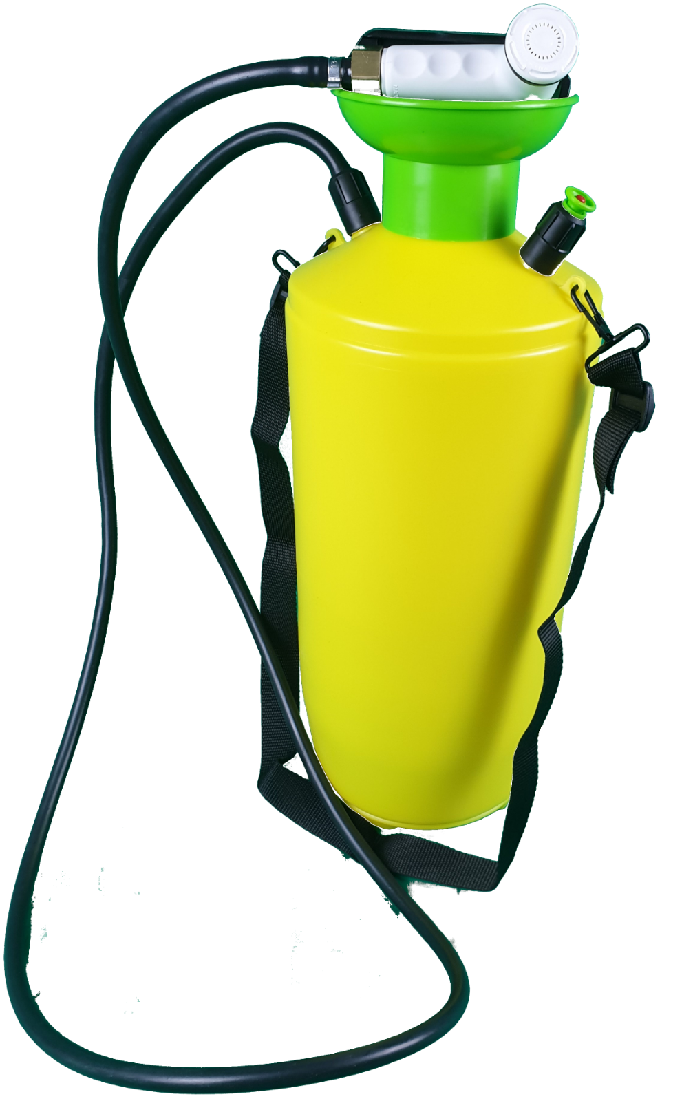SOLO 10 PORTABLE SHOWER FOR CAMPING, CARAVANING, BEACH, PETS FROM SOLO