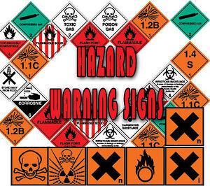 Glues, Epoxies & Cements Business & Industrial Health And Safety Hazard Sticker Explosive 1.3g Sticker Orange