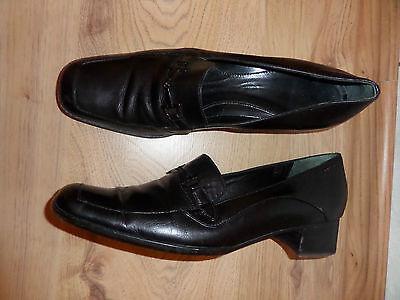 LLOYD,Markenschuhe,Schuhe,Pumps,Halbschuhe,Deckschuhe,Echtleder.41,UK 7