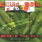 Here's the Deal by Liquid Soul (Nicola Capobianco) (CD, Mar-2000, Shanachie Records)