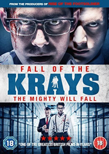 FALL OF THE KRAYS DVD DVD NUOVO