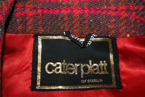 Uld Caterplatt Ren Medium M Jakke 100 Ireland Of Dublin wzqpgzRX