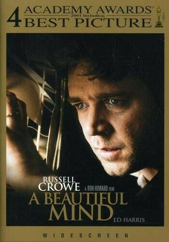 A Beautiful Mind (DVD, 2006, two-disc awards edition widescreen)