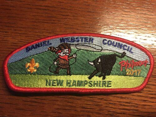 Daniel Webster Council 2017 Philmont CSP