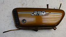 1974 Yamaha RD250 RD350 Y537' oil tank reservoir tank