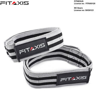 FITAXIS Sports Pro Blood Flow Restriction Occlusion Training Bands Fitness New..