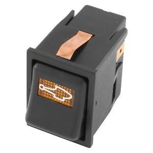 Classic-Mini-Voiture-16Amp-OFF-ON-ON-LAVE-Illumine-Rocker-Tableau-De-Bord-Interrupteur