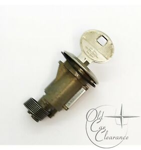 1967-1969-Lincoln-Continental-Trunk-Lock-Cylinder-with-Key-C7VY5343505A