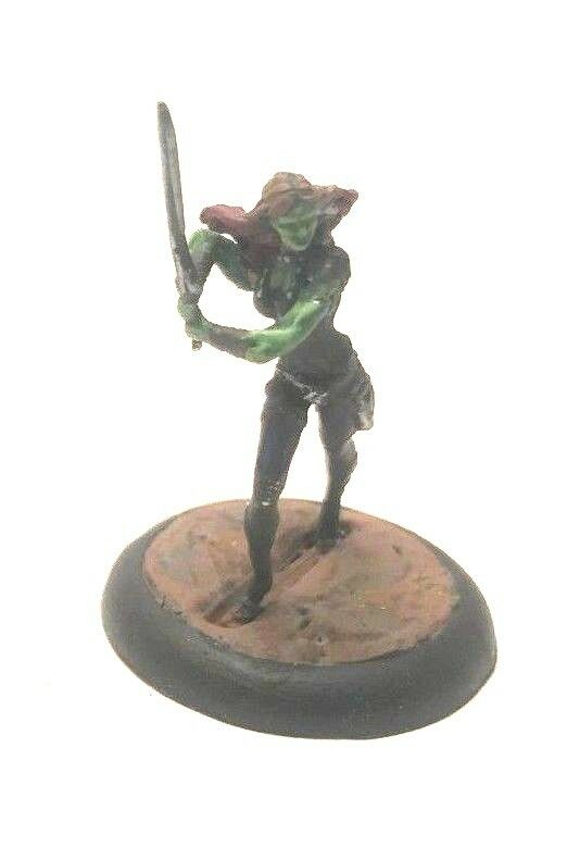 Painted Knight Models Marvel Universe Miniatures Game  Gamora