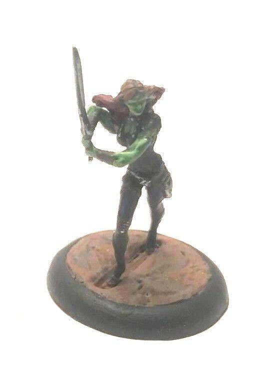 Pintado Knight Models Marvel Universe Juego de Miniaturas  Gamora
