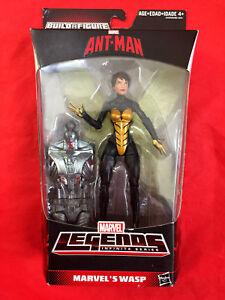 WASP ant-man marvel legends BAF ultron NEW infinite series build a figure antman