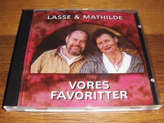 LASSE & MATHILDE: VORES FAVORITTER, folk