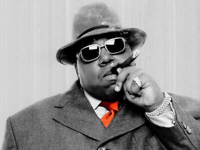 **UK SELLER** LARGE Glossy Poster 4 Biggie Notorious BIG B.I.G Biggie Smalls
