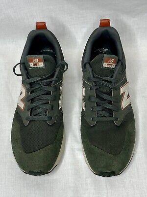 New Balance NB 009 MS009LC1 MS009 GREEN BROWN ORANGE CREAM MEN'S SIZE 9.5   eBay