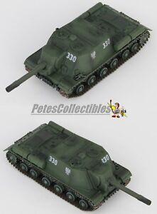 LWP Polish People/'s Army 1945 Hobby Master HG7022 ISU-152  Tank Destroyer