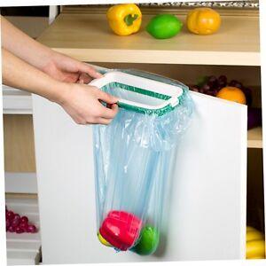 Kitchen-Hanging-Trash-Rubbish-Bags-Holder-Garbage-Racks-Cupboard-Hanger-gh