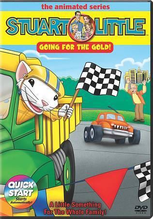 Stuart Little Animated Series Going For The Gold Dvd 2008 For Sale Online Ebay