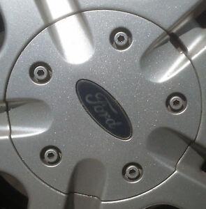 Original-Ford-Focus-Felgendeckel-Nabendeckel-Nabenkappe-Kappe-fuer-Alufelge-NEU