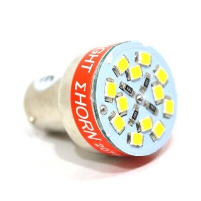 Reversing Beeper Alarm Warning 9 LED Light Bulb Back Up Van Trailer Caravan 24V