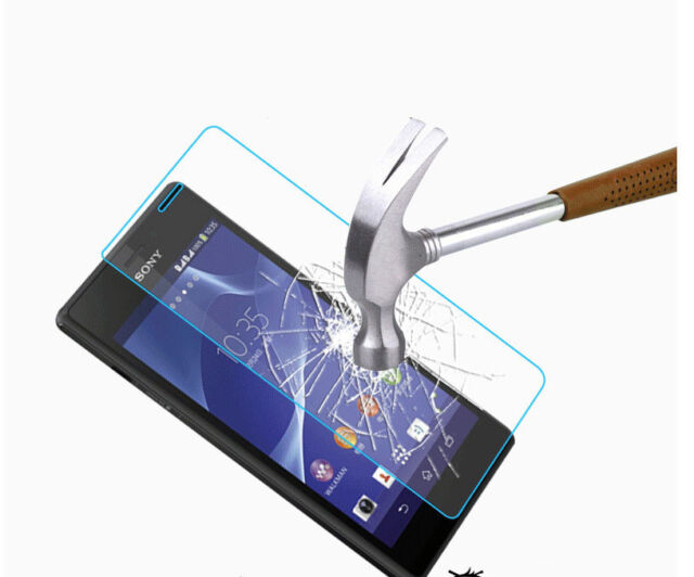 For Sony Xperia C4 / E5303 E5306 E5353 Premium Tempered Glass Screen Protector