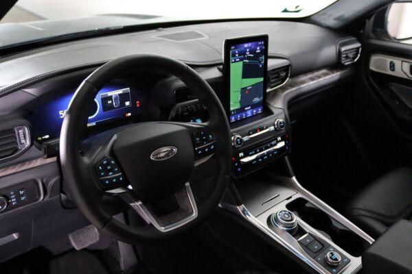 Ford Explorer 3,0 PHEV Platinum aut. - billede 5