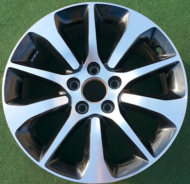 Wheel Rim Acura TLX 17 2015-2017 42700TZ3A01 Machined OEM