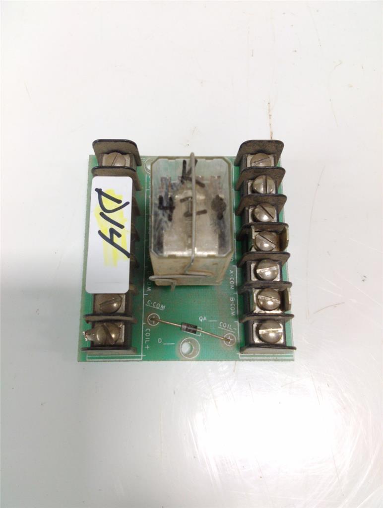 SOLIDSTATE CONTROLS OSCILLATOR PC CIRCUIT BOARD 209273