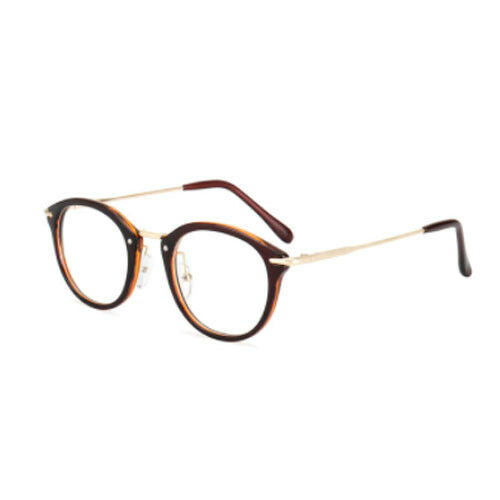 Eye Glass Vintage Round Frame Clear Lens Glasses For Women Fashion Eyewear New