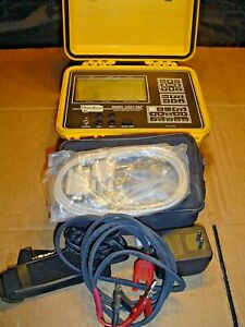 RiserBond-1205T-OSP-Metallic-TDR-Cable-Fault-Locator-NEW-BATTERY-READY-TO-USE