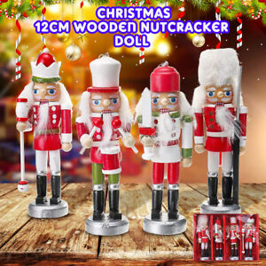 4-Pieces-Wooden-Nutcracker-Doll-Soldier-Christmas-Decoration-Decorative-Figure-Christmas