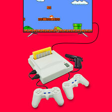 8-bit Console Video Games 400 Retro games two Handle Control Kids Child Gifts