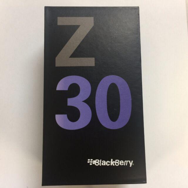 Original BlackBerry Z30 - 16GB White Smartphone AT&T GSM Unlocked New Inbox