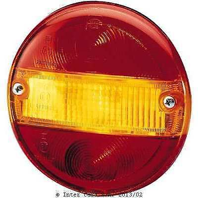 Heckleuchte HELLA 9EL 113 324-001 Lichtscheibe