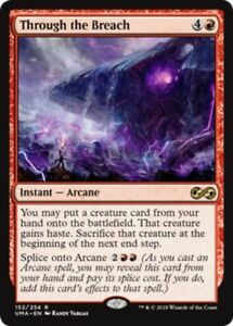 Through-the-Breach-Foil-x1-Magic-the-Gathering-1x-Ultimate-Masters-mtg-card
