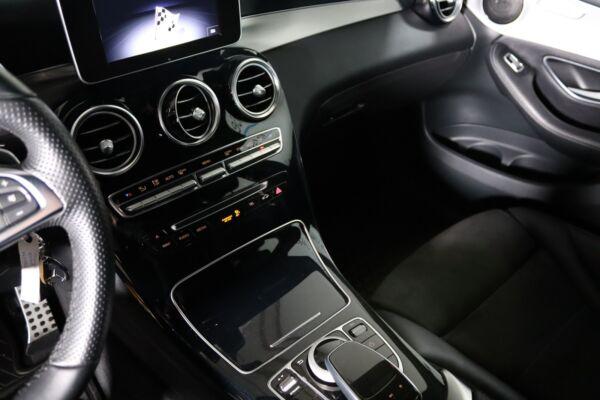 Mercedes GLC350 d 3,0 aut. 4-M billede 12