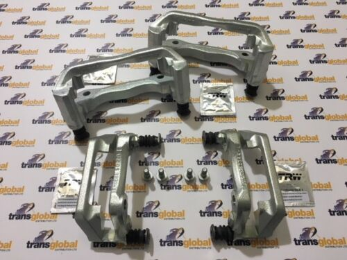 Land Rover Discovery 2 TD5 V8 Front Rear Brake Caliper Carriers STC1917 STC1907