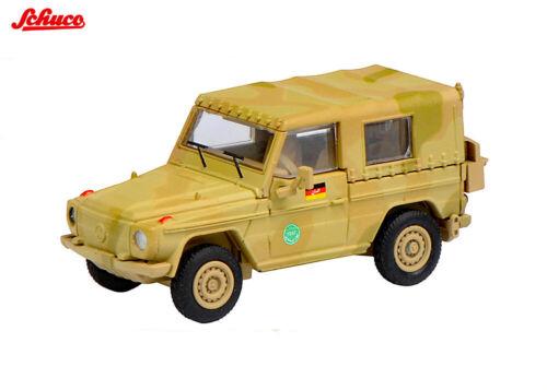 NEU in OVP Schuco 452625400 Wolf G ISAF 1:87