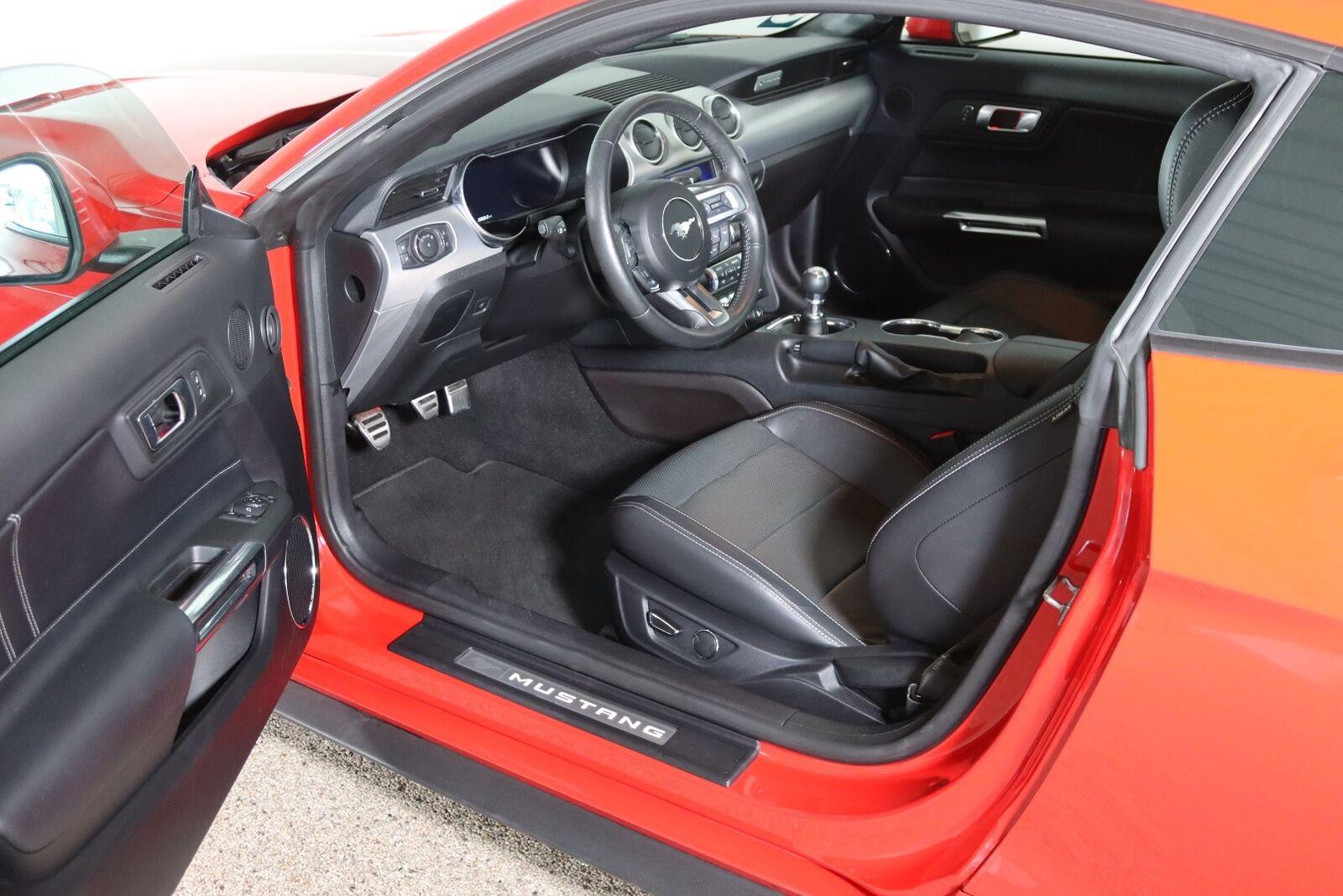 Ford Mustang 5,0 V8 GT Fastback - billede 6