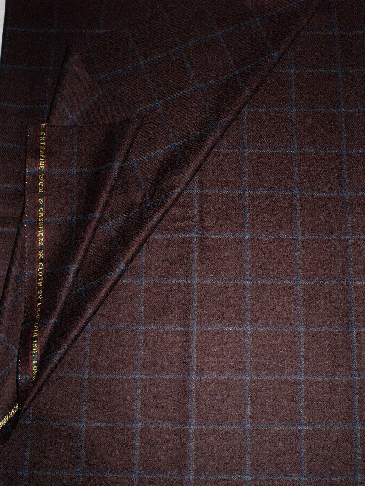 Lgold Piana Cashmere Lana  Tessuto - Taglio giacca 2 m