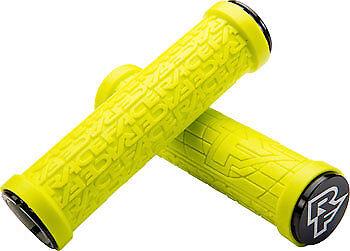 RaceFace Grippler 33mm Lock-On Grip Yellow