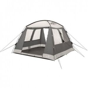easy-camp-Daytent-Kuppelzelt-Pavillon-Wetterschutz-grau